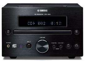 Yamaha CRX-332 HiFi System featuring iPhone, iPod and iPad compatibility £139 @ Peter Tyson Audio Visual