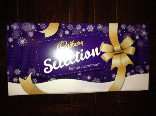 Cadbury Selection Biscuit Assortment 510g £5 - BOGOF @ Farmfoods