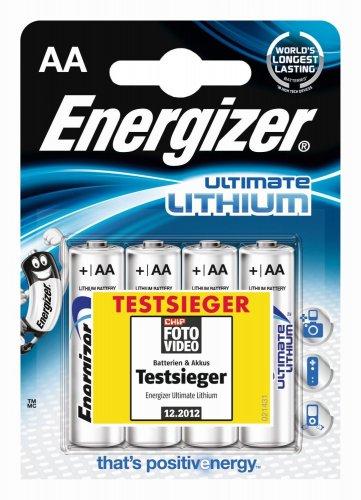 energizer double a batteries 1p @ Amazon/Discount discs