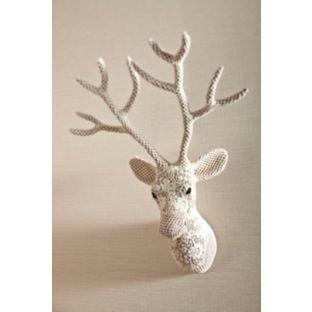 Arthouse Lace Deer Head £139.99 @ Argos
