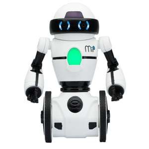 WowWee MiP The First Balancing Robot (White) £63.99 @ AMAZON LOWEST UK PRICE
