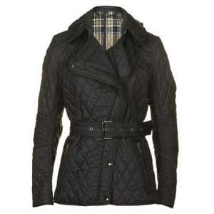 Belstaff Gainsborough quilted jacket size 10 only £225 reduced from £750 Van mildert