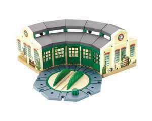 Thomas & Friends Wooden Railway Tidmouth Sheds £43.15 @ Amazon
