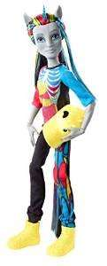 Monster High Freaky Fusion Neighthan Doll £9.99 @ Amazon