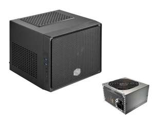 Cooler Master Elite 110 USB3.0 Mini-ITX Case and Power supply  £49.98 Free Delivery @ Ebuyer