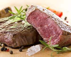 10 Irish grass fed rump steaks £29.94 delivered @ Westin Gourmet