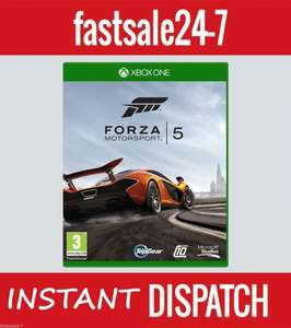 Forza Motorsport 5 (Xbox One Digital Download) £15.99 @ Fastsale 24-7 Via eBay (Game Of The Year Edition £19.99 @ Level 99 Games)