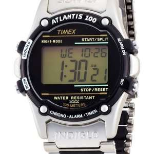 Timex Atlantis 100 Digital Watch
