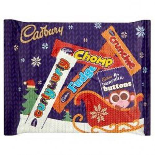 Cadbury selection boxes 4 for £3 at poundland
