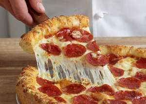 Free 2 Topping Personal Pizza @ Domino's - today only! (Shrewsbury)