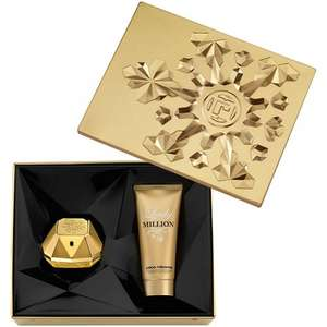 Paco Rabanne Lady Million Eau de Parfum Fragrance Gift Set - £36.36 - John Lewis -