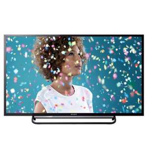 Sony R4 Series 32 HD Ready TV with LED Backlighting and 100Hz Motionflow XR on eBay hughes direct  just £229!
