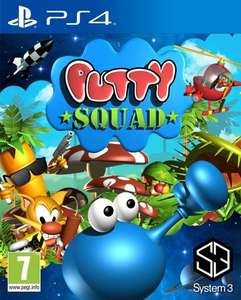 PS4 Putty Squad £12.45 Delivered @ Amazon