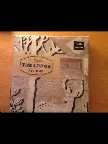 Double duvet the lodge £8.00 @ Morrisons