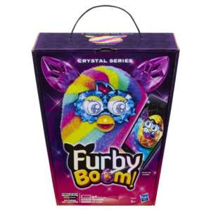 Furby boom! Crystal series £39.99 @ B&M Bargains