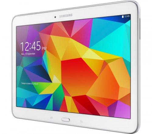 "Samsung Galaxy Tab 4 10.1"" White 16GB £229 @ Currys/PC World online"