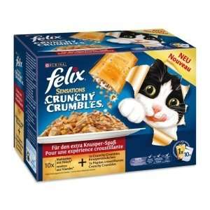 Free Sample of Felix Crunchy Crumbles