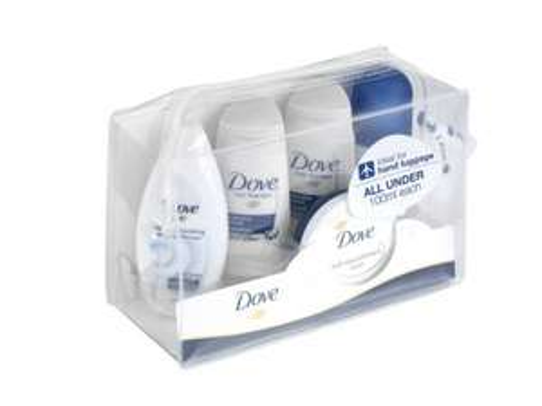 Dove travel minis gift set £2.86, Amazon, add on item