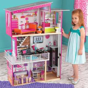 KidKraft Luxury Dollhouse @ Costco - £59.89