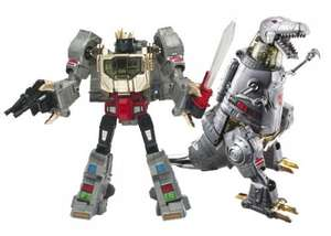 Transformers Masterpiece Grimlock £34.99 at Toys R Us