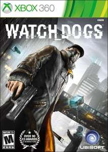 Watch Dogs Xbox 360 NEW £14.99 That's Entertainment