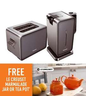 panasonic kettle and toaster £99 @ Peter Tyson Appliances