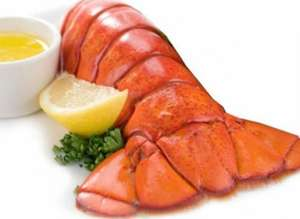 The  Co-operative Truly Irresistable 2 Raw Wild Lobster Tails £10