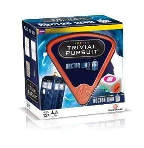 Doctor Who Trivial Pursuit £7.50 @ Amazon (free delivery £10 spend/prime)
