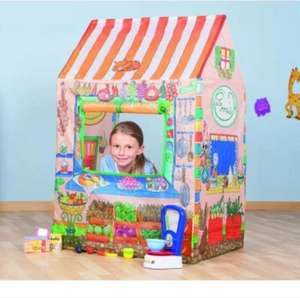 Playtown playhouse / play tents reduced to £6 @ Morrisons. 3 types available