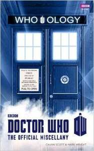Doctor Who: Who-ology (Dr Who) Hardcover £5  (free delivery £10 spend/prime) @ Amazon