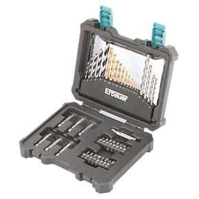 Erbauer Drill Bit Set 43 Piece Set, £6.99 C&C @ Screwfix