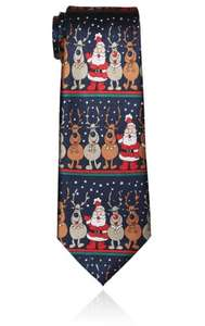 Reindeer tie reduced to £2.99 delivered from £9.99 at Mytuxedo.co.uk