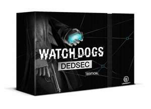 Watch Dogs - DedSec Edition PS4 £36.53 @ Amazon