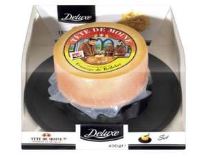 DELUXE Tête de Moine with Stand & Girolle £6.99 at LIDL