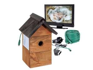 Camera nest bird box £39.99 @ Lidl From Dec 22nd