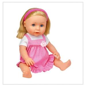 Tiny Tears classic doll under £14.99 at argos!!still  £25 in some places!!