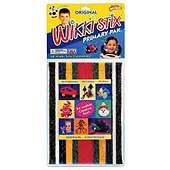 Wikki Stix Primary Pak - Now Only 63p @ Tesco Direct - Free Click + Collect