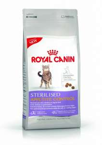 Royal Canine cat food 400GMS only 3 left! GO!!! - £3.60  (Add-on item Free Del £10 order) @ Amazon