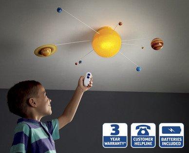Solar System Light ALDI £19.99
