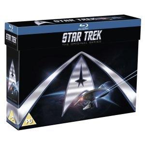 Star Trek original complete box set blu rays £72.49 @ zavvi