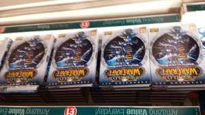 Wrath of the Lich King expansion £1 in Poundland