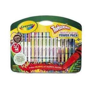Crayola Twistables Sketch and Draw Set - £7.49 and 3 for 2 - toys r us
