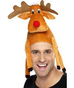 Smiffy's Reindeer Hat £5.39 @ Amazon/ElegantFashion