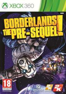 Borderlands: The Pre sequel (Xbox 360/PS3) @ £19 Amazon.co.uk