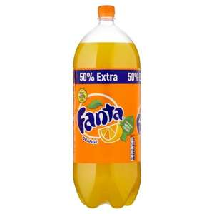 Fanta 3L bottle £1.49 @ B&M