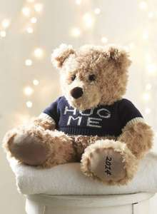 Bertie Bear 2014 Cuddly Toy @ BHS  with free delivery.