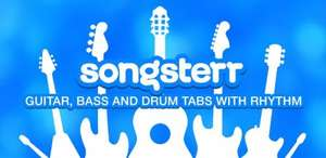 Songsterr free today on the Amazon Appstore