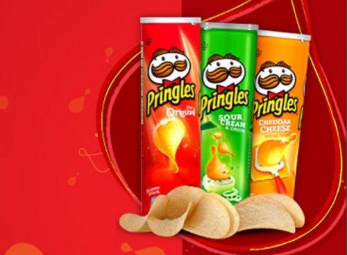 FREE + 15p Profit on Pringles via Shopitize & TCB app. £1 @ Tesco & Iceland...