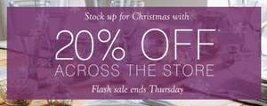 Natural Collection - 20% off everything till Thursday 18th Dec