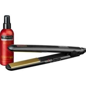 TRESemmé Keratin Smooth Control 230 Hair Straighteners + Free Keratin smooth heat protection shine spray HALF PRICE! £29.99  @ Argos